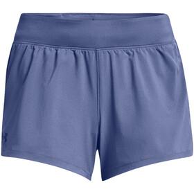 Under Armour Launch SW 3 '' shorts Damer, blå